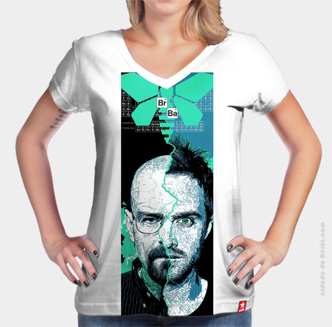 Camiseta Chemistry - Breaking Bad