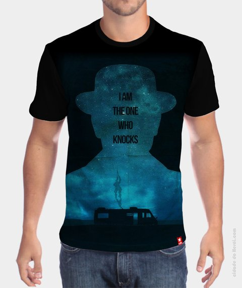 Camiseta O Químico - Breaking Bad - comprar online