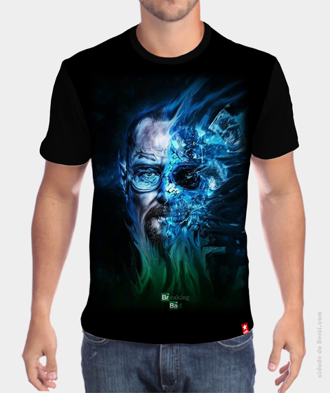 Camiseta Walter White - Breaking Bad
