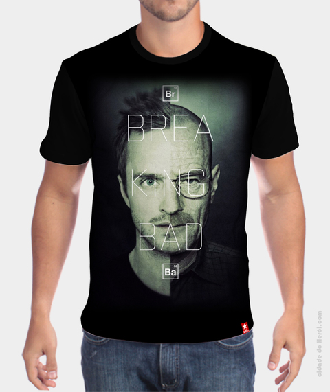 Camiseta Parceiros - Breaking Bad