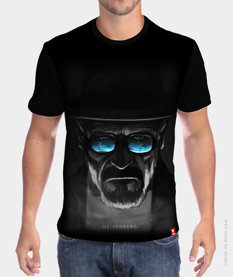 Camiseta Mr. White - Breaking Bad
