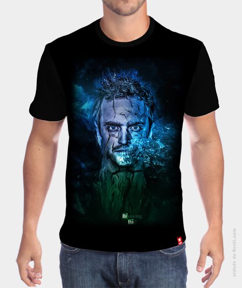 Camiseta Pinkman - Breaking Bad