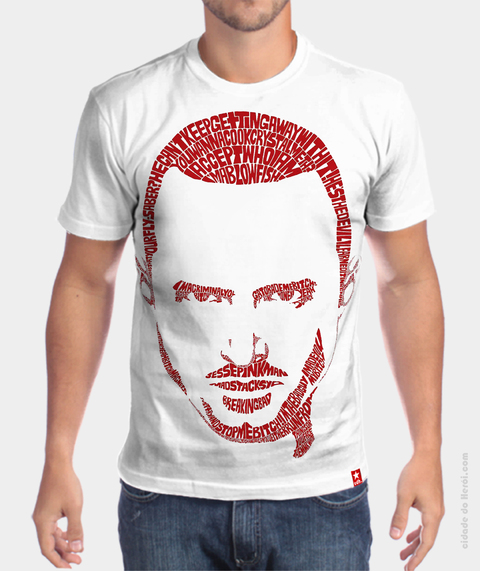 Camiseta Jesse - Breaking Bad