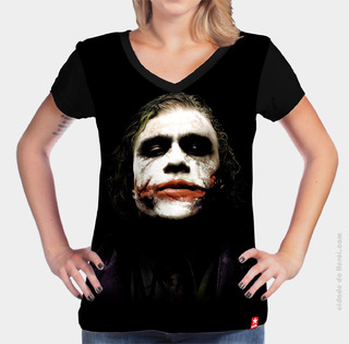 Camiseta Heath Ledger