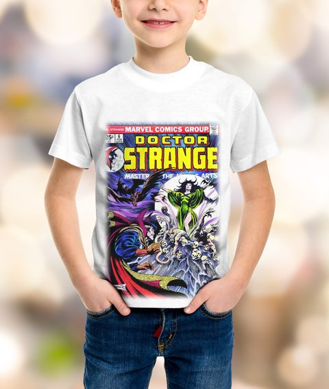 Camiseta Doctor Strange Comics