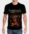 Camiseta Evanescence na internet