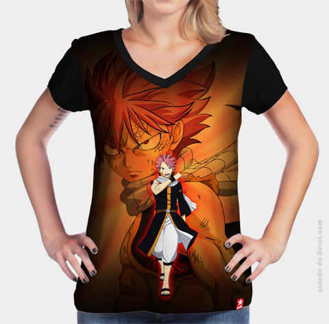 Camiseta Fairy Tail