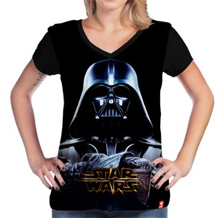 Camiseta Darth Vader - Star Wars - comprar online