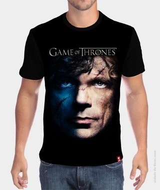 Camiseta Game of Thrones  - O Anão