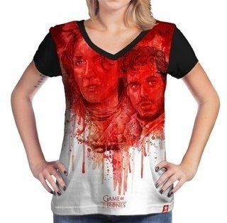 Camiseta Game of Thrones  - Robb and Talisa Stark - comprar online