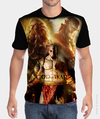 Camiseta Kratos e Zeus - God of War - comprar online