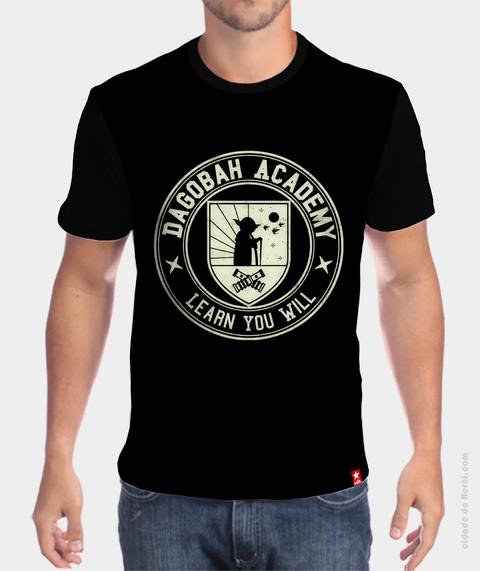 Camiseta Dagobah Ball Academy