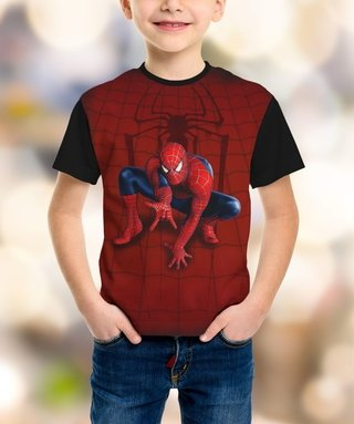 Camiseta The Amazing Spider Man na internet