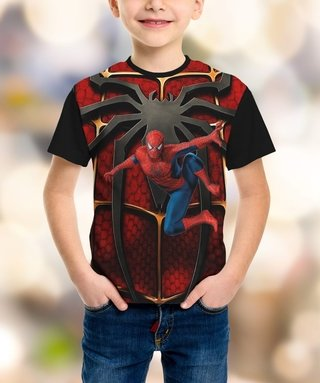 Camiseta The Spider Man - Cidade do Herói