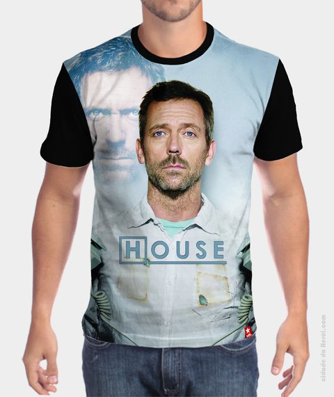 Camiseta Gregory House - House