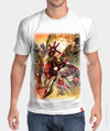 CAMISETA THE OLD IRON MAN - HOMEM DE FERRO