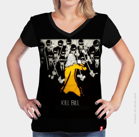 Camiseta Kill Bill - comprar online