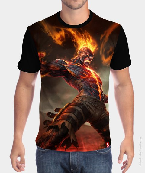 Camiseta League of Legends Brand