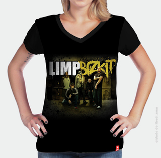 Camiseta The band - Limp Bizkit na internet