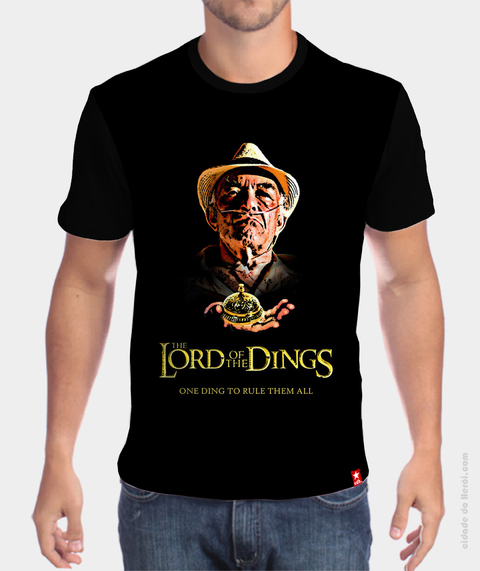Camiseta Hector Salamanca - Breaking Bad