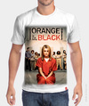 Camiseta Orange is The New Black - comprar online