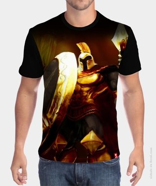 Camiseta League of Legends Pantheon