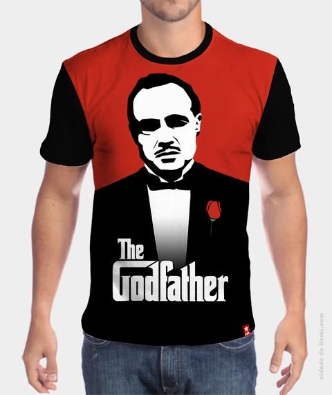 Camiseta Don - O Poderoso Chefão