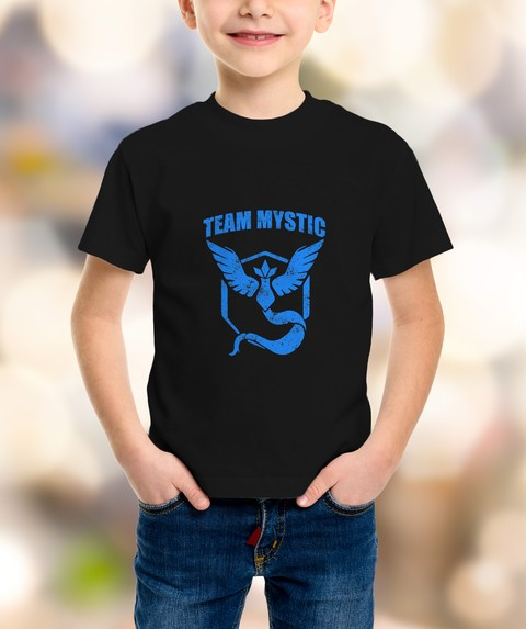 Camiseta Team Mystic - Pokémon
