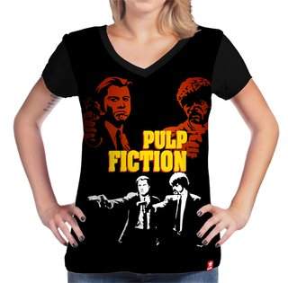 Camiseta Pulp fiction - O Filme na internet