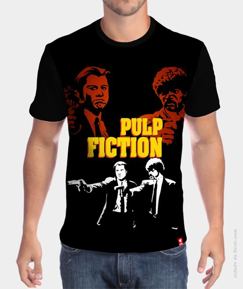 Camiseta Pulp fiction - O Filme