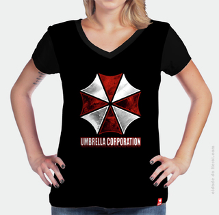Camiseta Umbrella Corporation - Resident Evil na internet