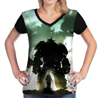 Camiseta Wander - Shadow Of Colossus na internet