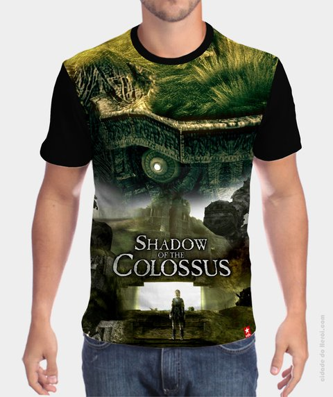 Camiseta Shadow Of Colossus