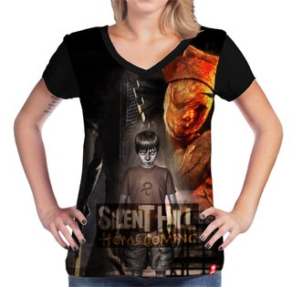 Camiseta Silent Hill - Homecoming na internet