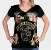 Camiseta Jax Teller - Sons of Anarchy na internet