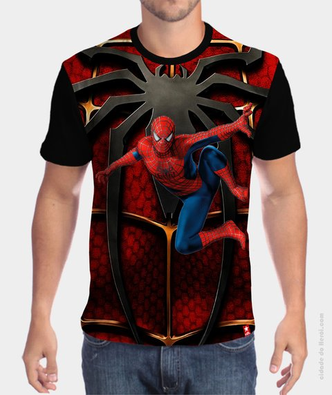 Camiseta The Spider Man