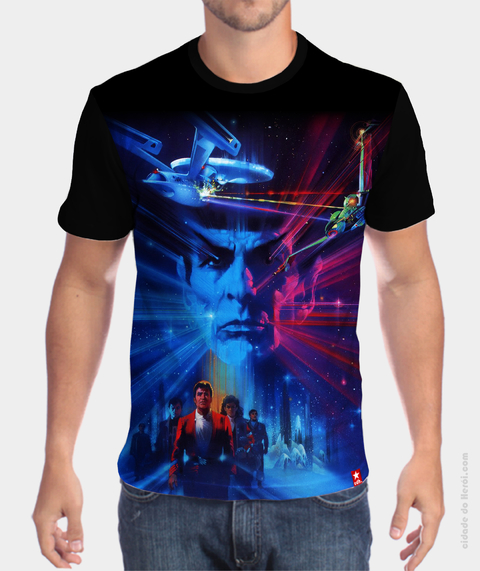 Camiseta The Search For Spock - Star Trek