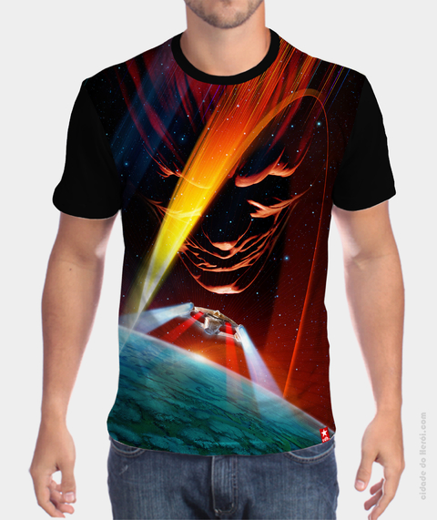 Camiseta Insurrection - Star Trek