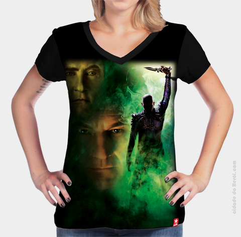 Camiseta Nemesis - Star Trek