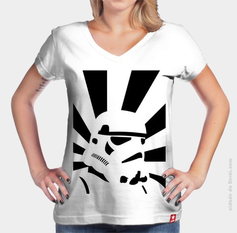 Camiseta Stormtrooper Rock Star - Star Wars