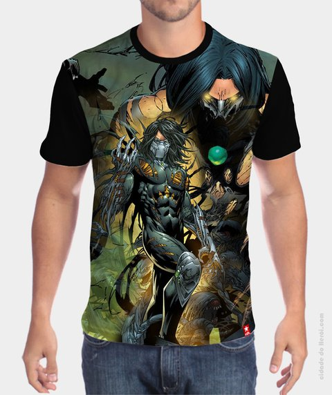 Camiseta Jackie Estacado - The Darkness