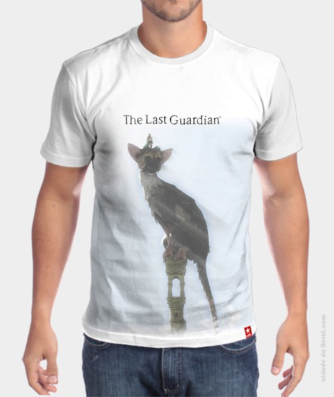 Camiseta The Last Guardian