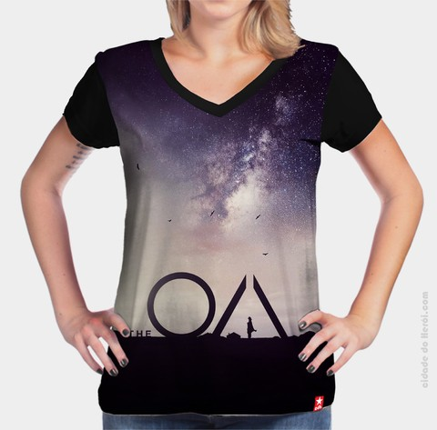 Camiseta The OA