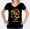 Camiseta Caveira - The Walking Dead