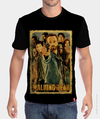 Camiseta A Família - The Walking Dead