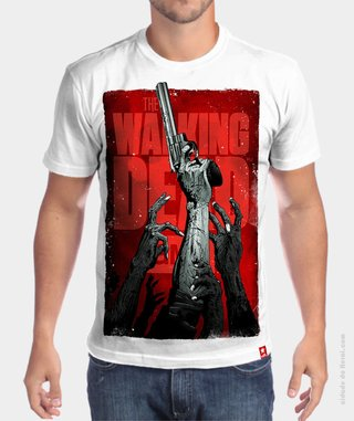 Camiseta My Gun - The Walking Dead - comprar online