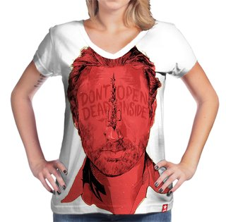 Camiseta Rick Grimes - The Walking Dead - comprar online