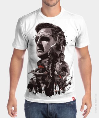 Camiseta The Walking Dead - comprar online