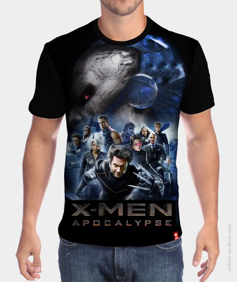 Camiseta Apocalypse - X men