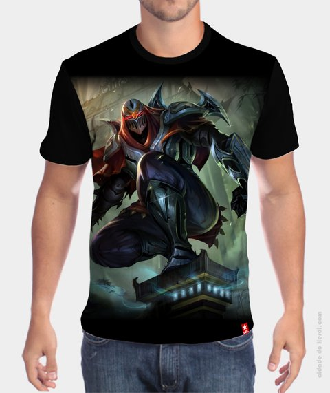 Camiseta League of Legends Zed